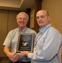 Honoree Pete Goodell (& Robert Hutmacher), 018